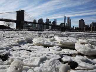 So much for global warming - the earth is heading towards a mini ice age within 15 years, according to experts at Northumberland University.