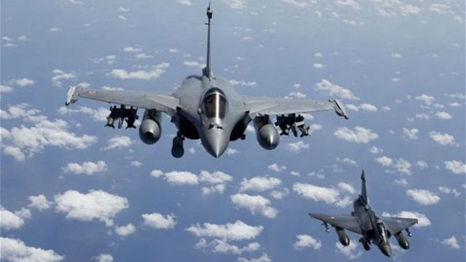 India deploy nuclear fighter jets to Pakistan, China
