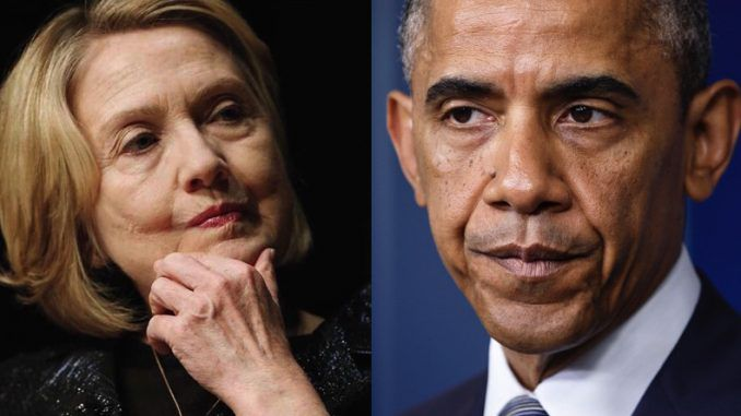 Wikileaks reveal that Hillary Clinton campaign staff referred to Obama as a 'crackhead'