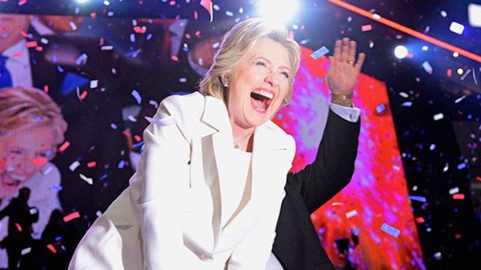 October Surprise? Video of Hillary Clinton being racist to be released this week