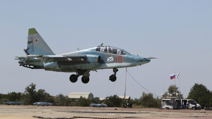 State Duma Ratifies Indefinite Deployment Of Russian Air Force In Syria