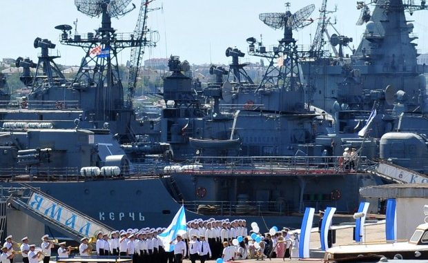 Russia Plans Permanent Naval Base In Syria
