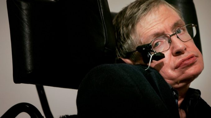 Stephen Hawking admits vaccinations are a threat to the existence of humanity