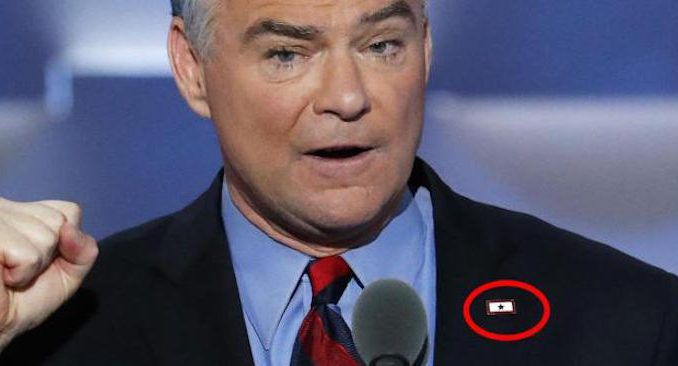 Tim Kaine's political formation wasn't pro-American or pro-Christian as he claims, it was pro-Communism and pro-Soviet.