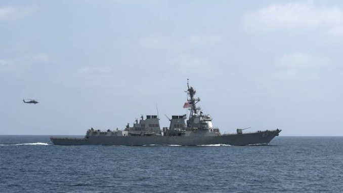 US Launches Strikes In Yemen After Failed Attacks On Warships
