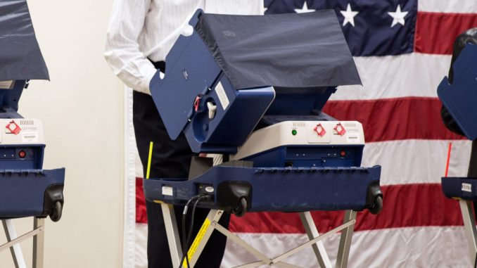 Voting machines in Texas swapping votes from Republican to Democrat