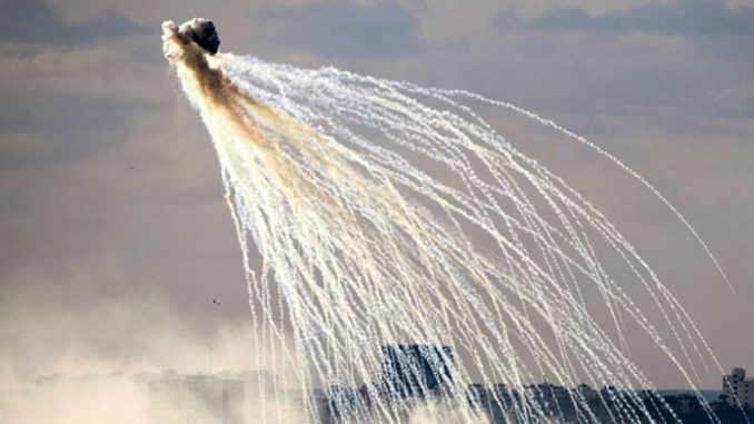 Amnesty Warns Against Using White Phosphorus In Mosul Operation