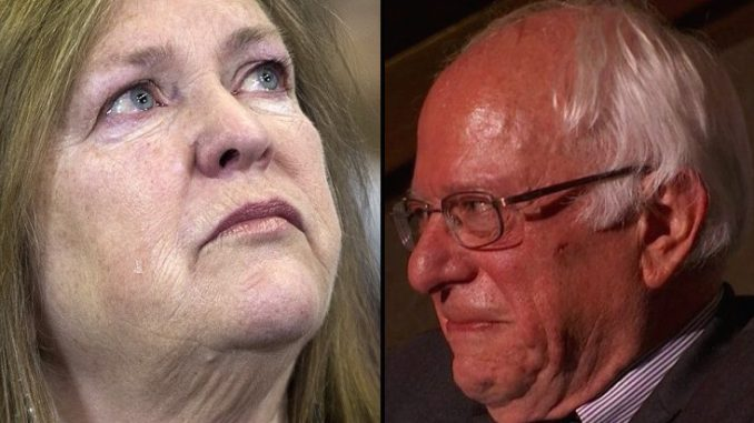 Wikileaks email shows Jane Sanders begged Bernie not to endorse Hillary Clinton