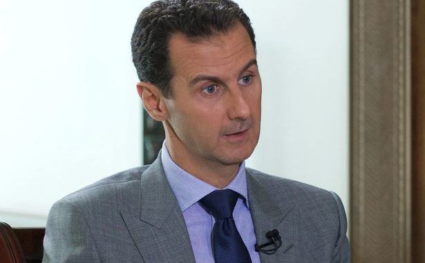Syrian President Assad Willing To Cooperate With Trump