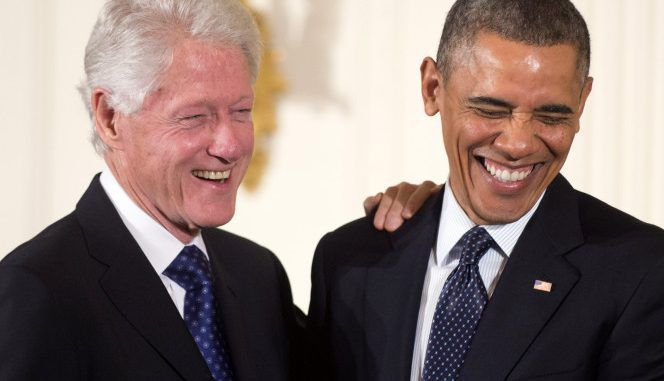 Bill Clinton & Barack Obama Pushed Austerity Deal In Greece