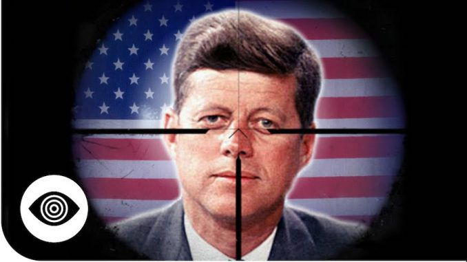 CIA admit JFK conspiracy theories are true