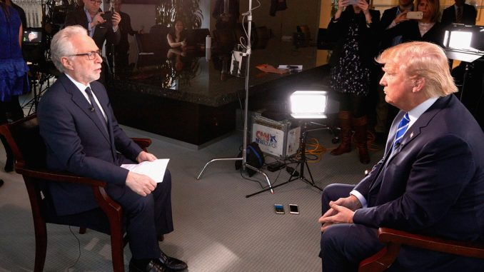 WikiLeaks emails reveal CNN reached out to the Clinton campaign to ask for questions they would like Wolf Blitzer to ask Trump in an interview.