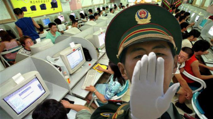 China welcomes the 'fake news' clampdown