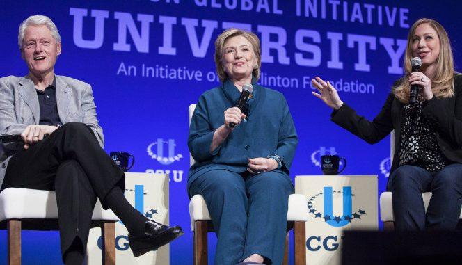 Trump To Pressure Foreign Governments To Probe Clinton Foundation