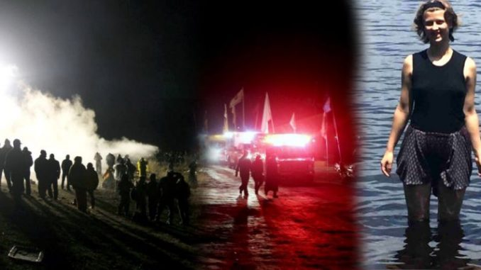 Dakota Pipeline Protester May Lose Her Arm After Police Clashes