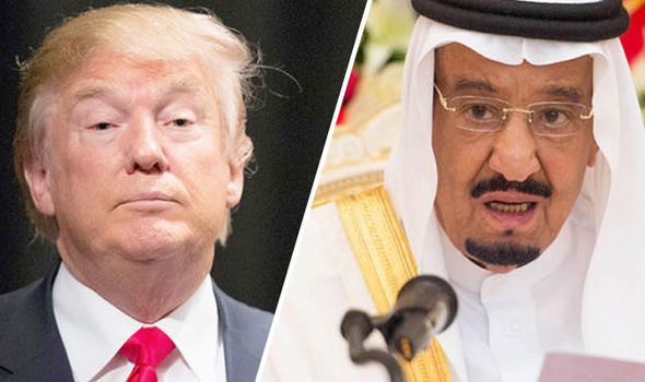Saudi's Warns Trump Not To Stop Oil Imports