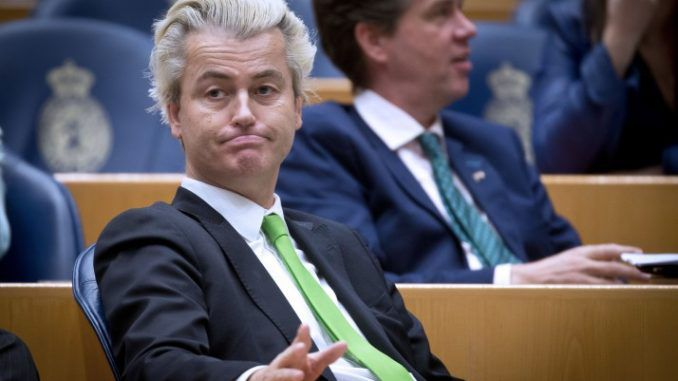 Dutch Leader Launches 'De-Islamization' Manifesto