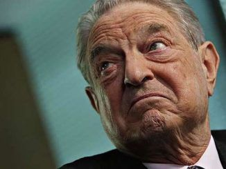 The father of a Dallas policeman killed during a Black Lives Matter protest is sueing the activist organization and their financier George Soros for $550 million in damages.