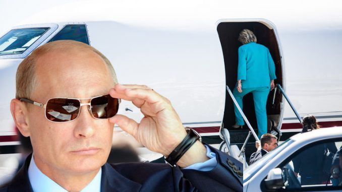 Vladimir Putin has begun banning members of the corrupt Clinton cabal from Russia, just days after Vladimir Putin told President-elect Donald Trump he hopes the two nations can rebuild their relationship.