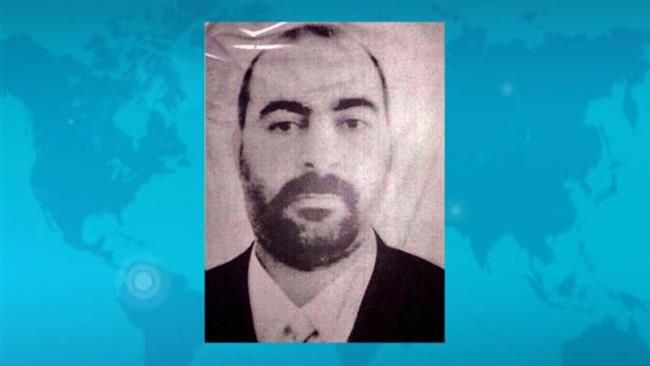 Daesh's ringleader, Ibrahim al-Samarrai, also known as Abu Bakr al-Baghdadi (File photo)