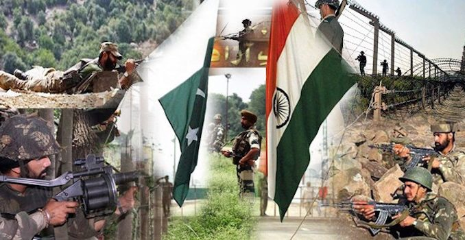 Pakistan and Indian diplomats withdraw as threat of war looms