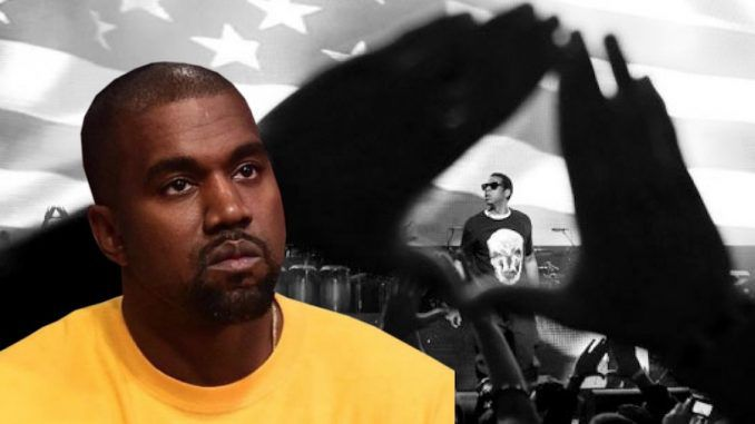 Kanye West taken to mental hospital for MK Ultra reprogramming after calling Jay-Z 'illuminati'