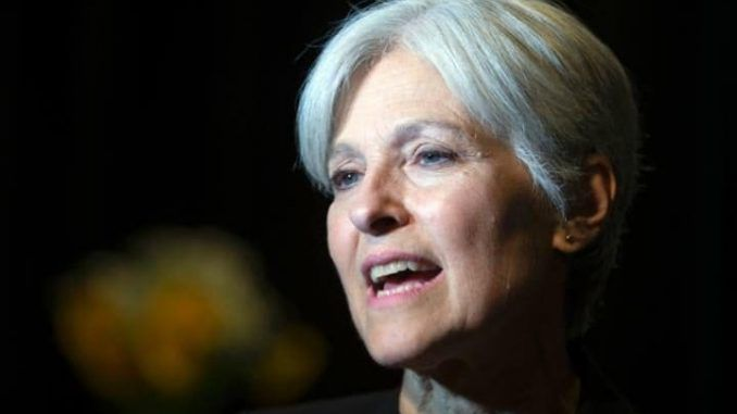 Jill Stein says money raised may not go to election recount