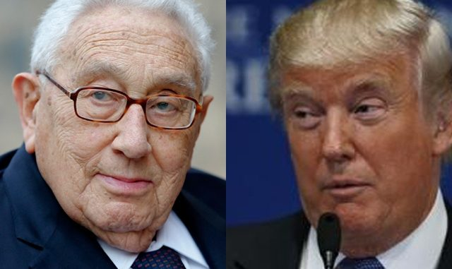 Don't Expect Trump To Keep All His Campaign Promises: Kissinger