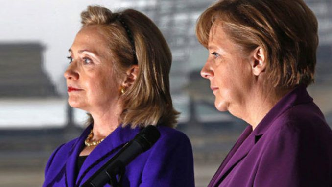 Angela Merkel attempted to influence US election by donating millions to Clinton Foundation