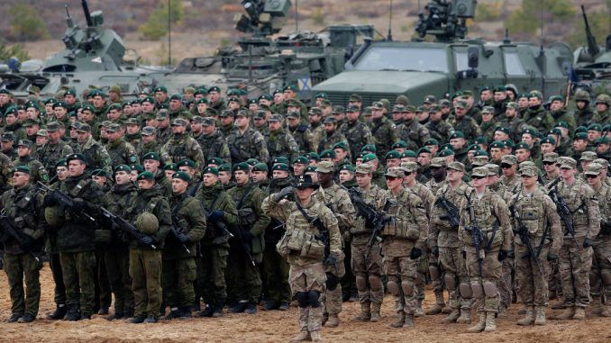 US and NATO deploy troops to Russia