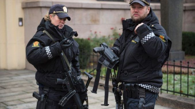 Norwegian police arrest 20 people connected to a pedophile ring