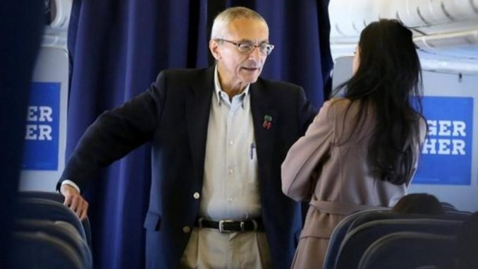 WikiLeaks release shows that John Podesta ordered the deletions of thousands of Clinton emails from her private email server