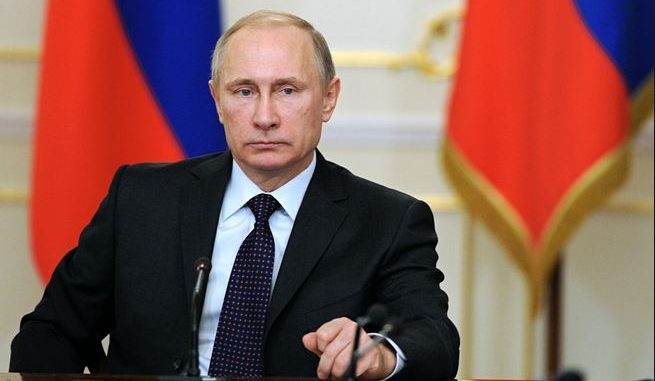 Putin Vows To Oppose Any Attempts To Break Global Strategic Balance