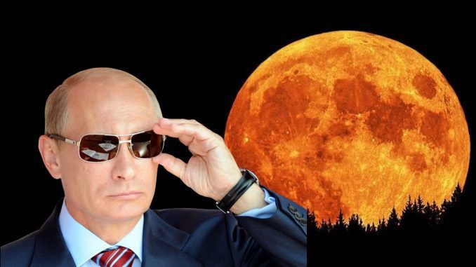 Putin smashes ISIS in Syria on eve of Supermoon