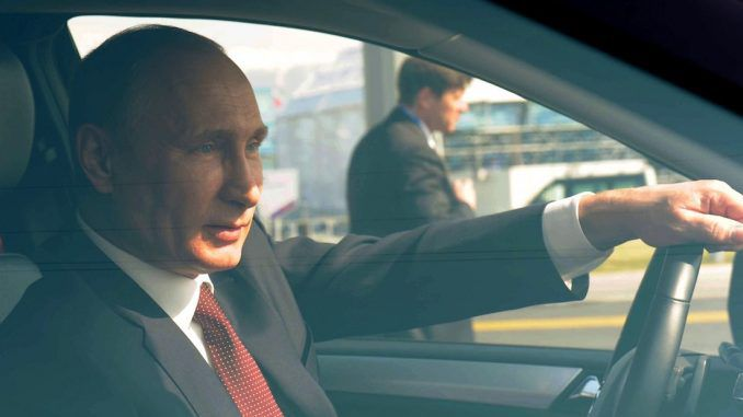 Vladimir Putin has rocketed to the top ofthe 2016Time Person of the Year poll and is on course for a landslide victory.