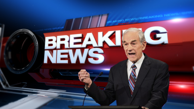 Ron Paul published fake news list