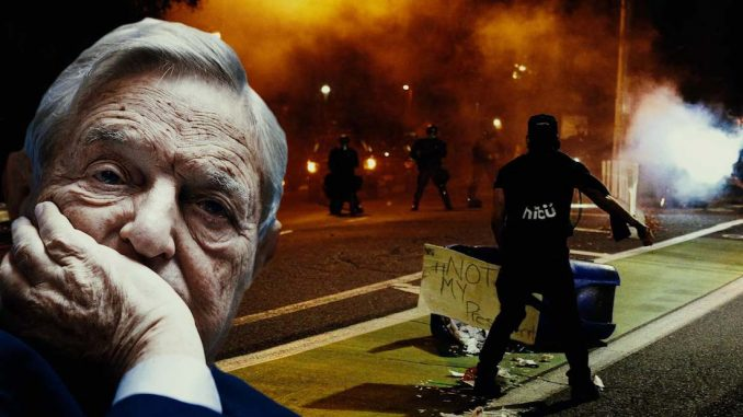 George Soros planning staged riots across America in wake of Trump election