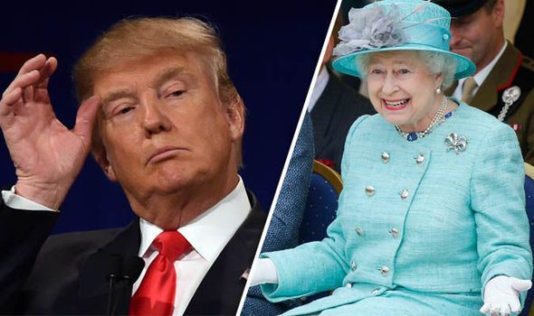 Queen To Invite Trump To Britain For State Visit