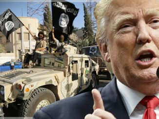 President-elect Donald Trump has declared that on his watch the United States will stop supporting ISIS and militant opposition groups in Syria.