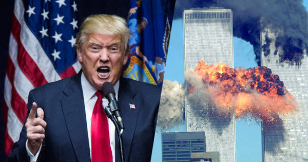 Donald Trump believes that 9/11 has not been properly investigated and has promised to find out what really happened when he takes office in January.