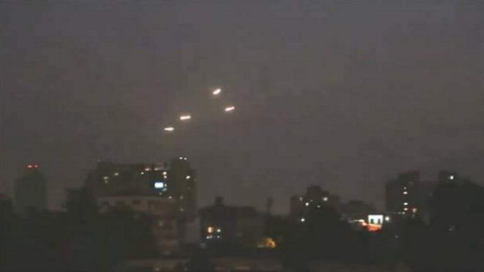 Sunday night UFO attack in Turkey goes viral
