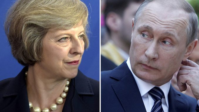 UK's MI5 intelligence service say that Russia is a threat to national security