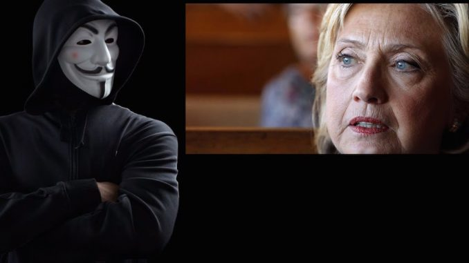 Anonymous to release Clinton's deleted 33,000 emails