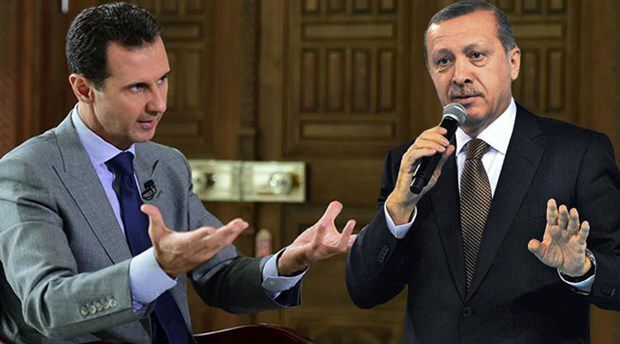 Erdogan Admits Turkey's Incursion Into Syria Is To Oust Assad