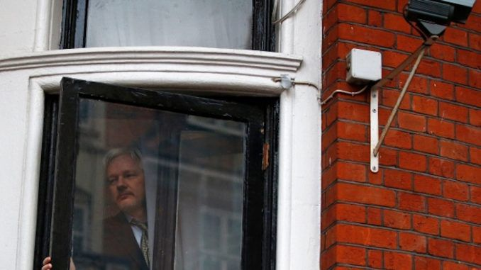 Fears grow for Julian Assange's safety after Wikileaks send out cryptic tweets