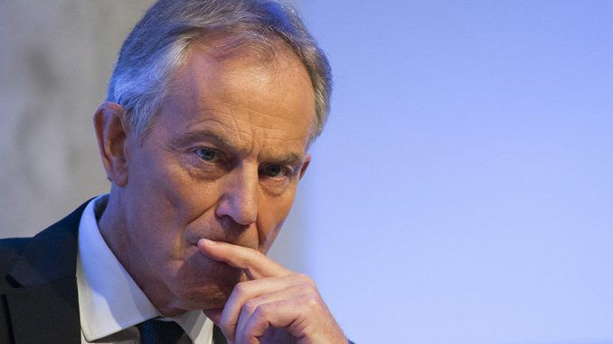 Tony Blair 'In Talks' To Plan His Return To Politics