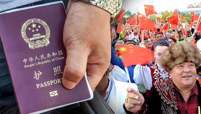 China: Xinjiang Residents Ordered To Hand In Passports