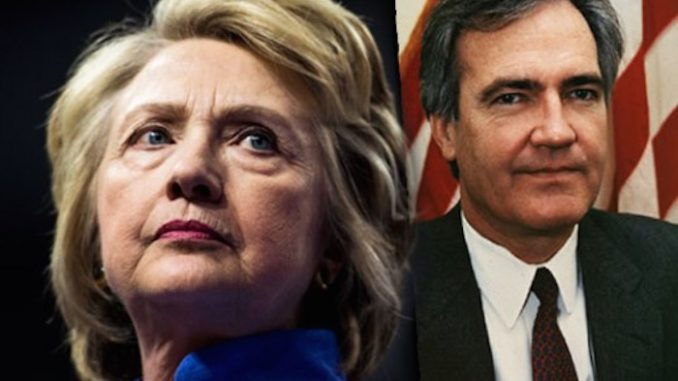 A new WikiLeaks email points towards Hillary Clinton being the person who killed Deputy White House counsel Vince Foster