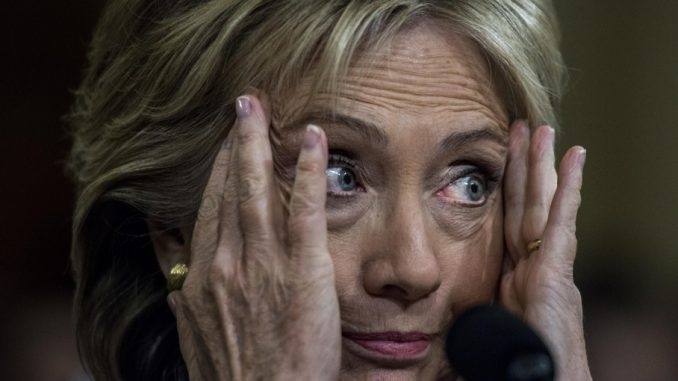 Congress to impeach Hillary Clinton if she makes it to the White House