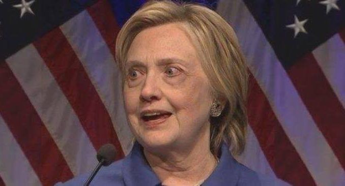 Exhausted Hillary Clinton makes first public appearance since election defeat looking like she's at deaths door